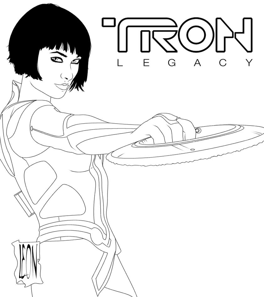 TRON: Legacy by DarkFurianX