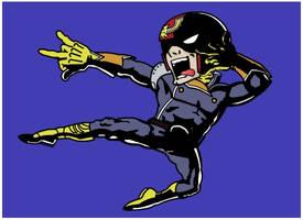 Viewtiful Captain Falcon