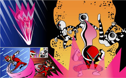 Viewtiful Sequence by Shinkuro