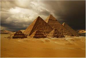 Pyramiden von Gizeh, Cheopspyramide