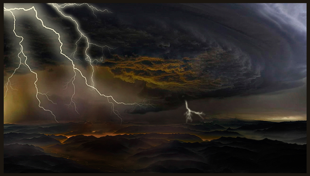 storm by Hartmut-Lerch