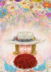 Pleasure of Spring by Hyakuya