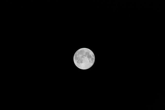 Super Moon by Aldistar