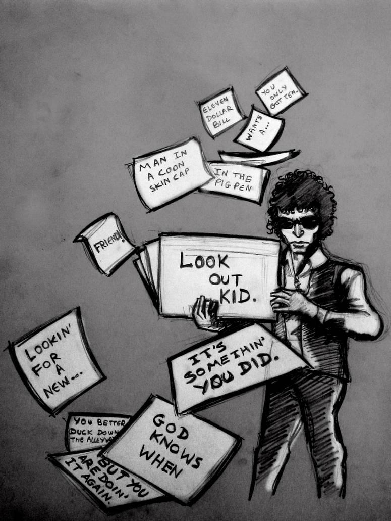 Ballad of Bob Dylan by Vinod-A-Rajagopalan on DeviantArt