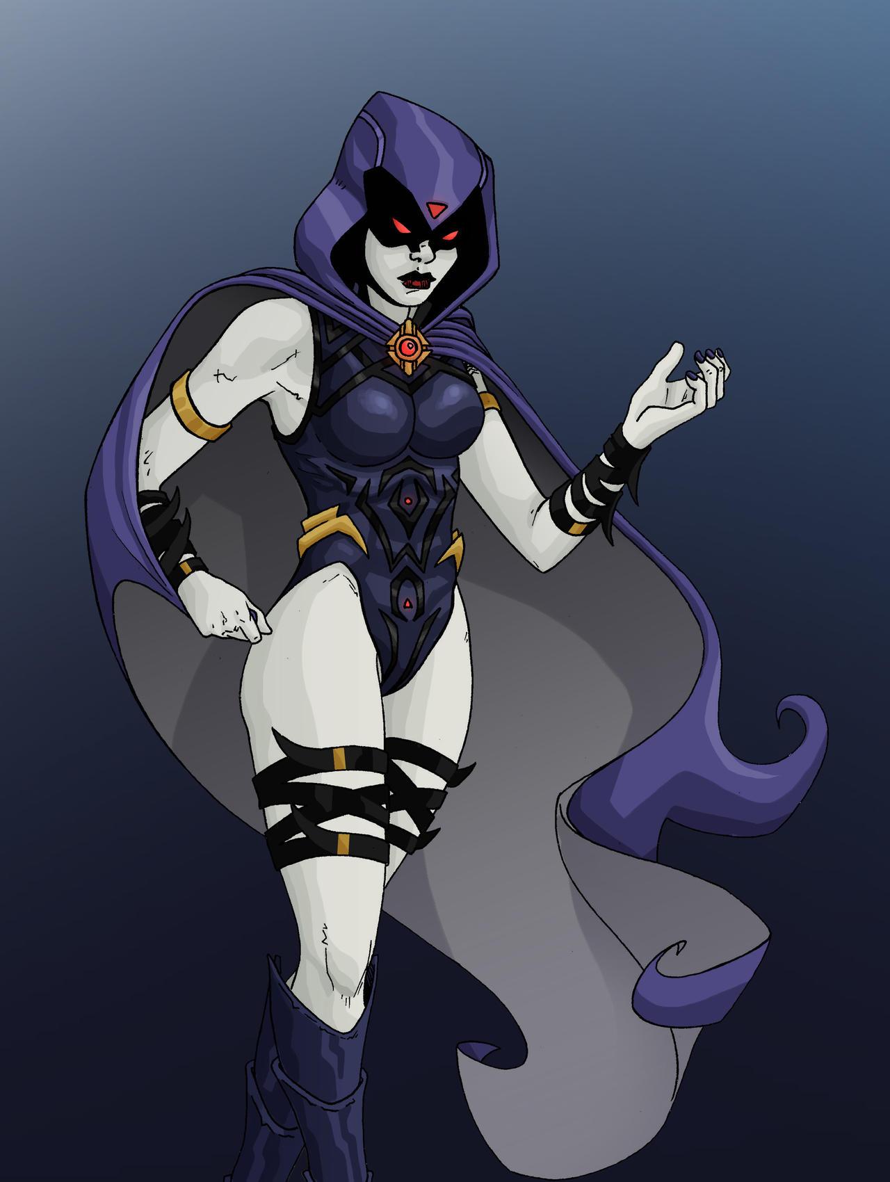 TT: Raven by fuuneko by The-Raven-Club on DeviantArt