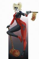 Harley Quinn 2 by NikoAlecsovich
