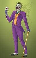 Joker by NikoAlecsovich