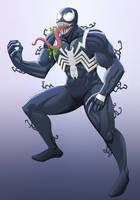 Venom by NikoAlecsovich