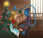 Merry X-mas by NikoAlecsovich
