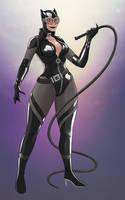 Catwoman by NikoAlecsovich