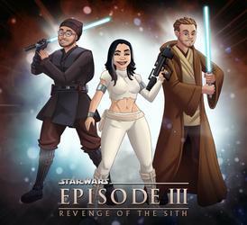 Star Wars Episode 3 Cosplay