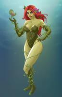 Poison Ivy by NikoAlecsovich