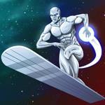 Silver Surfer by NikoAlecsovich