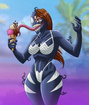 She Venom - Bikini Contest - Special entry