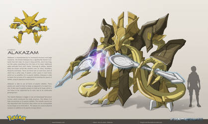 Hybrid Alakazam