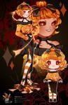 Halloween Adoptable! SET PRICE - OPEN! by den-tyan
