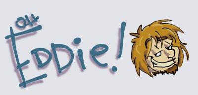 Oh Eddie by Tolvane