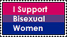 I support bisexual women by SteveHNo96