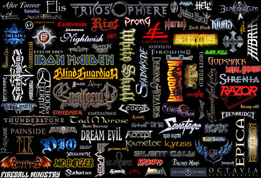 My Favorite Bands -- Updated