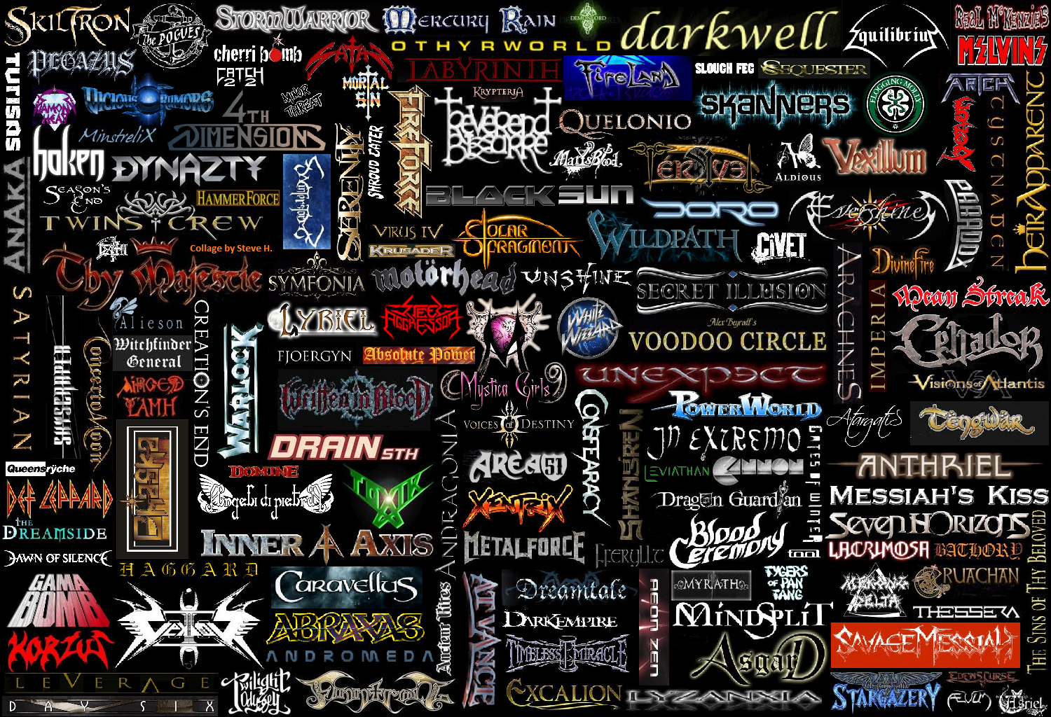 hardcore bands collage images - photo #10