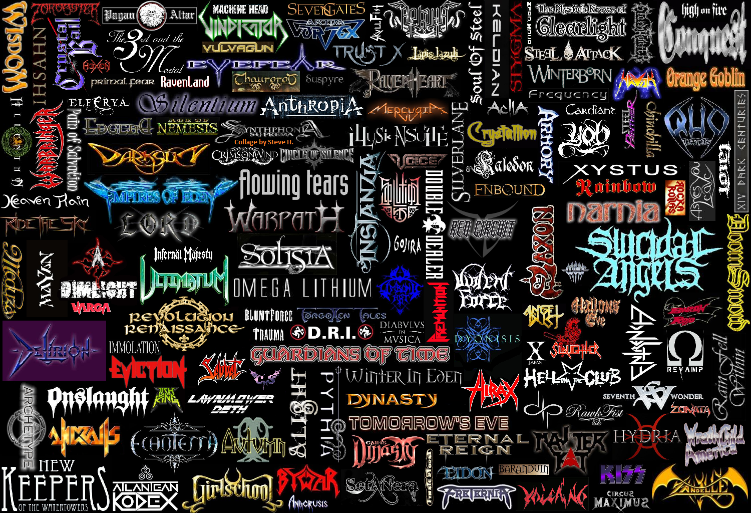 Periodic table of heavy metal by stevehno96 on deviantart my favorite bands iv by stevehno96 urtaz Image collections