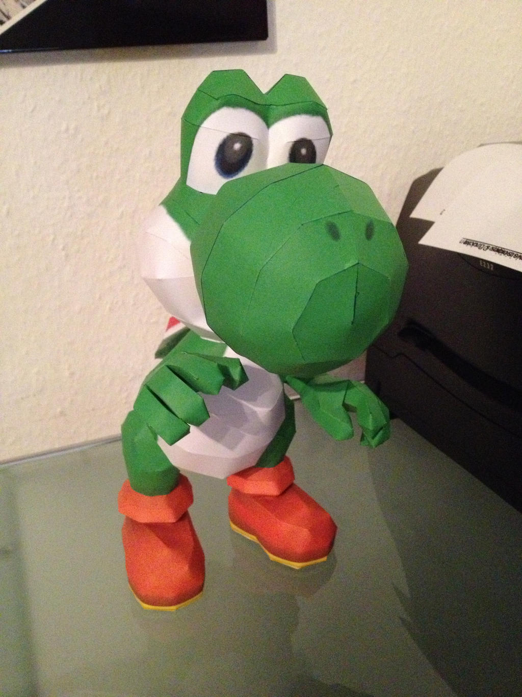 paper yoshi [this paper leak]( ) is making its rounds again,  because someone by the name of someh claimed it's real.
