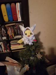 How Pikachu saved Christmas!