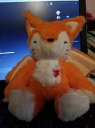 Dream Guardian Ember the Dragon Fox