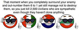 Battle of Sutjeska in a nutshell.