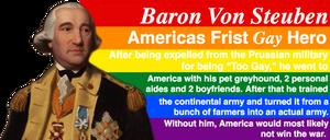 To Americas Anti LGBT crowd. by RedAmerican1945