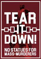 Tear it down!