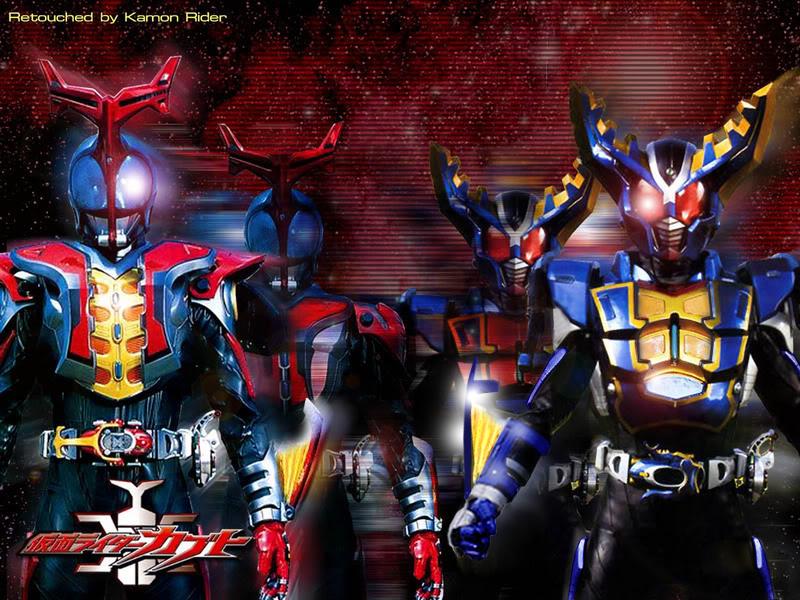Kamen Rider Dark Kabuto Wallpaper