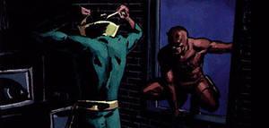 Daredevil and Iron Fist