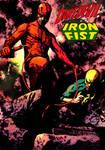 Daredevil and Iron Fist marvel