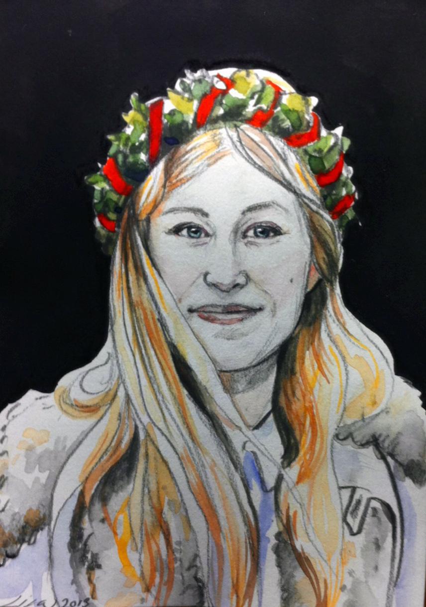 Lucia... by rawenna