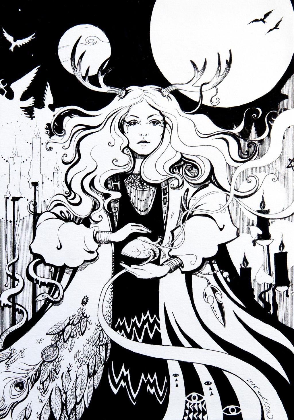 Black Magic by rawenna