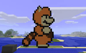 mario bros pixel art by akitl