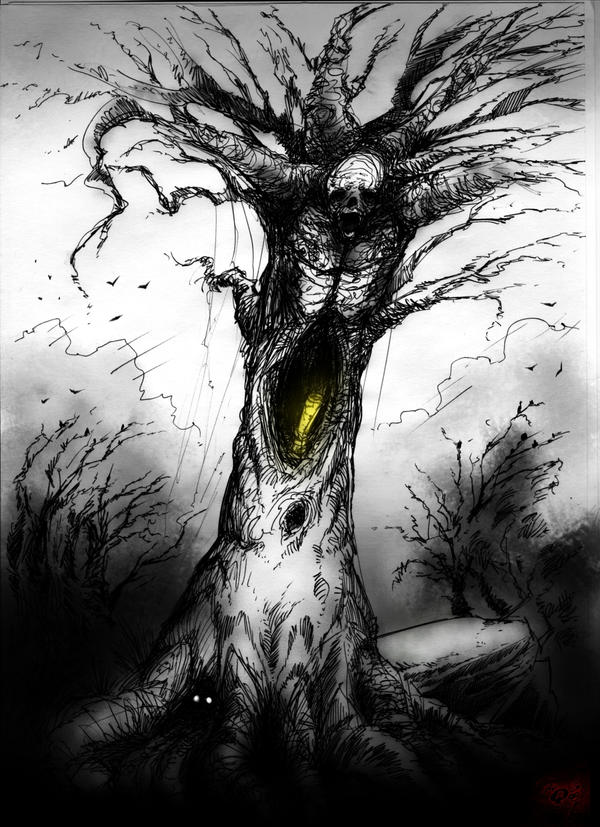 Tree Of Inifuss 01 by DoctorGurgul