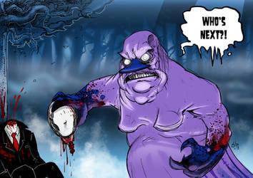 True Horror by DoctorGurgul