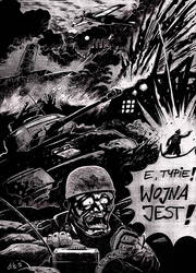 WAR ON