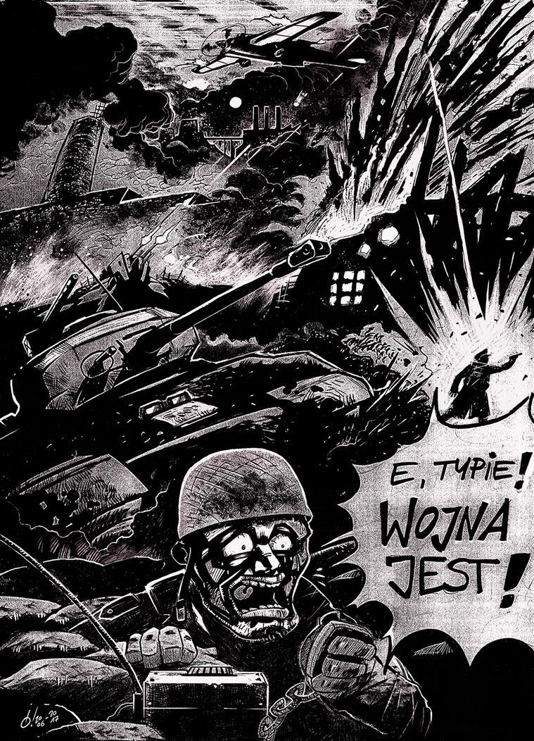 WAR ON by DoctorGurgul