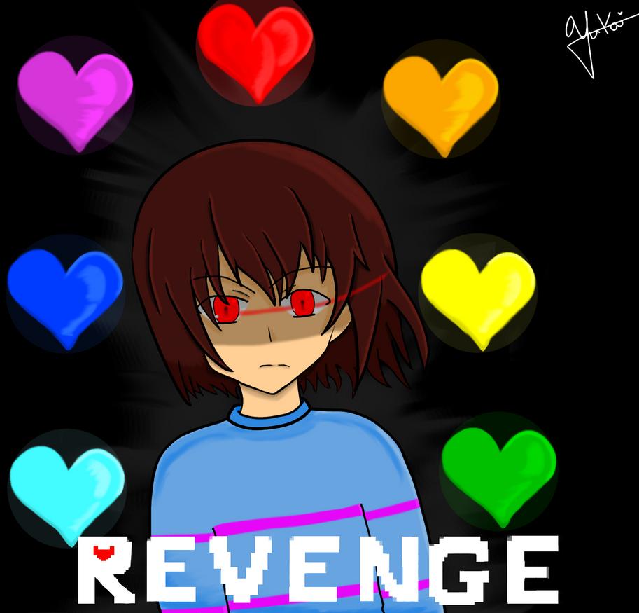 Undertale: Revenge Cover by Yukai-yami