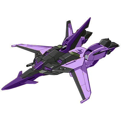 MVF-M11C Murasame Fighter Mode by Richard-Onasi