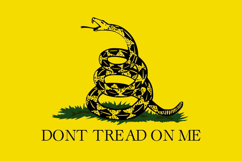 DONT TREAD ON ME by Richard-Onasi