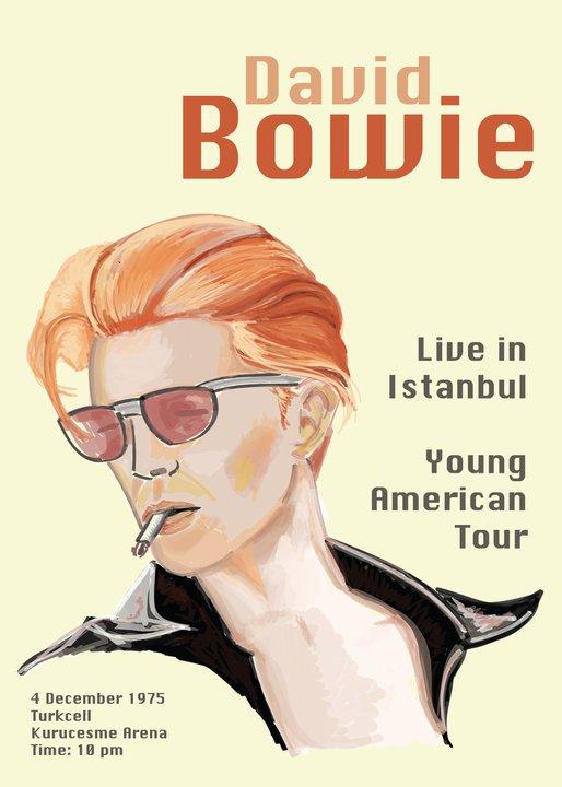 david bowie concert by su-da