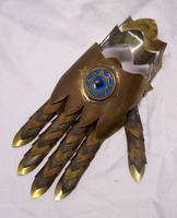 Gauntlet Prototype by TheArtForge