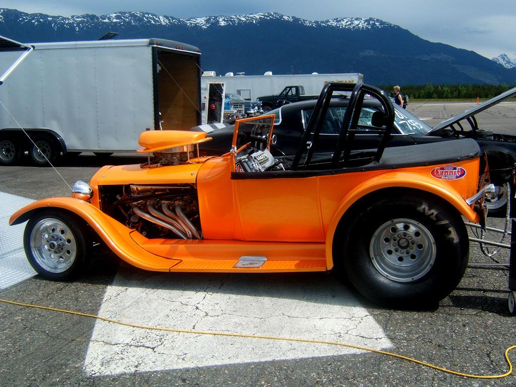 Drag Racing Car 2 by WolfPrincess-Stock