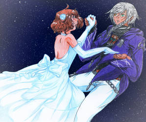 HM: AP........Shall we dance? by Selina-moon