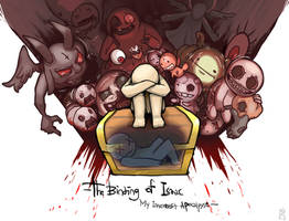 The binding of Isaac - My innermost apocalypse -