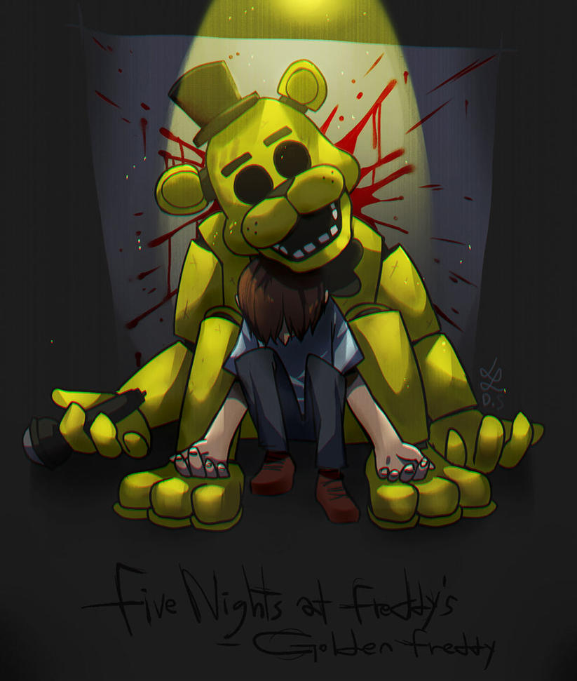 Five golden nights at freddy s